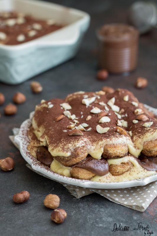 Tiramisu alla Nutella ricetta