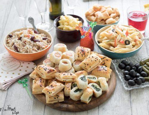 Apericena ricette, menu, idee veloci e facili