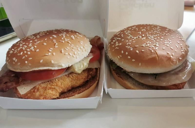 McChicken Variation - nuovi panini McDonald's in collaborazione con GialloZafferano