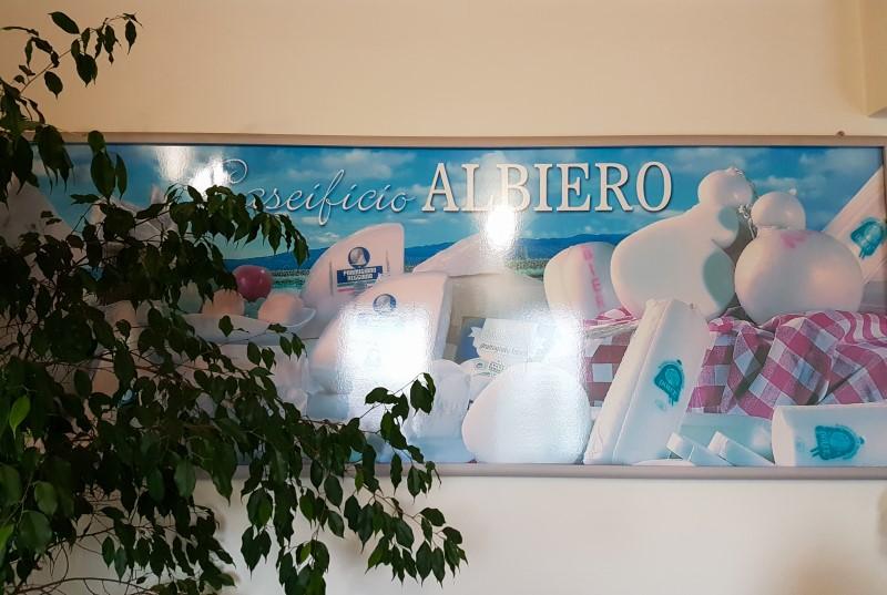Caseificio Albiero logo