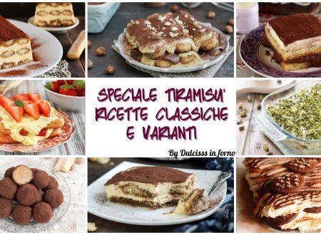 Dolce Tiramisu: ricette e varianti deliziose