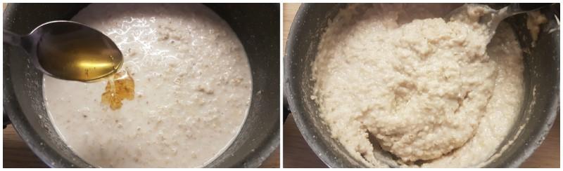 Porridge di avena pronto