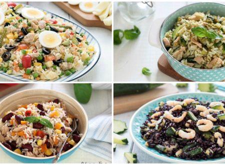 Riso freddo: tante insalate di riso da provare!