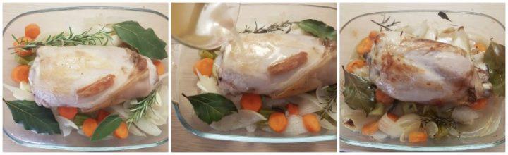 Come cucinare lo stinco di maiale al forno