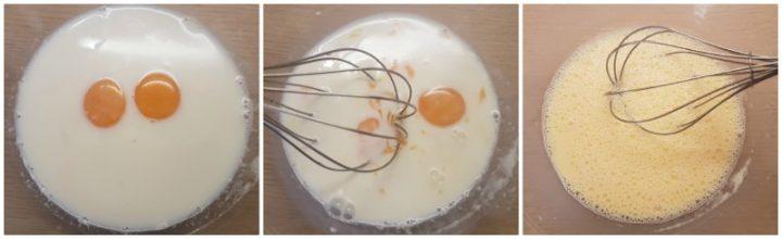 Come fare i pancake, Ricetta pancake americani