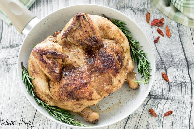 Pollo alla diavola ricetta