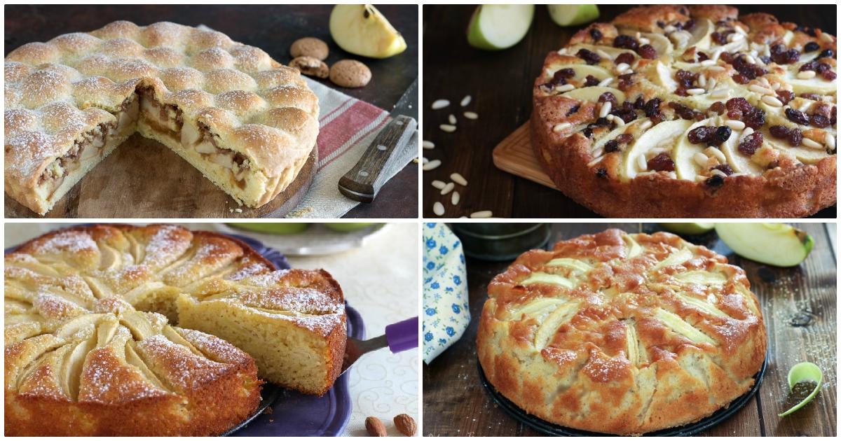 Torte di mele, ricette per tutti i gusti: torte di mele veloci e torte di mele facili