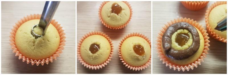 Farcitura Cupcake Halloween