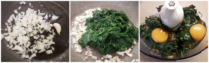 Come cucinare gli spianci - Canederli agli spinaci