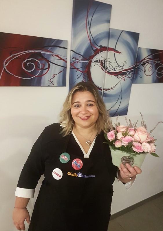 Leyla Farella, rappresentate della Social Dinner del Trentino Alto Adige