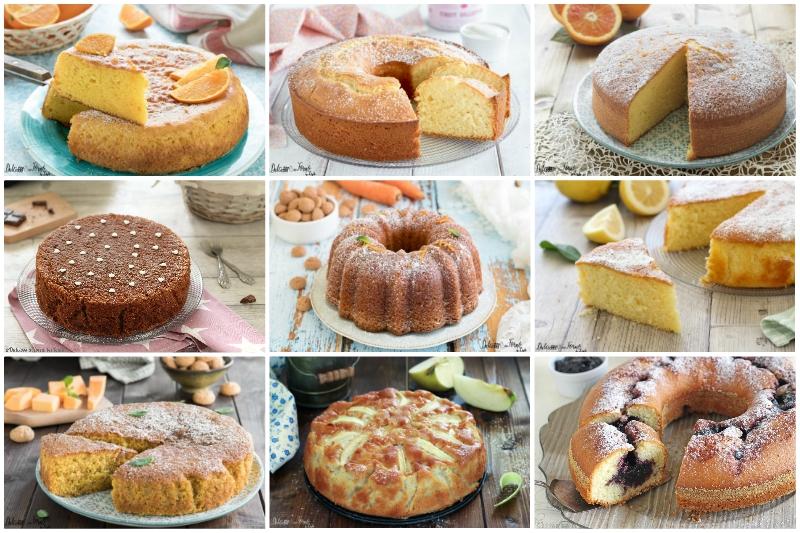Dolci senza burro, 30 ricette di torte soffici e leggere, facili da fare