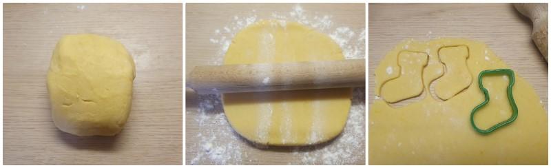 Le forme dei Biscotti Befanini