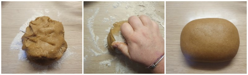 Pasta frolla integrale pronta