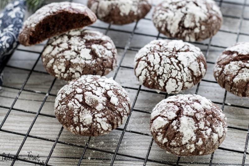 Biscotti al cioccolato ricetta biscotti morbidissimi al cioccolato
