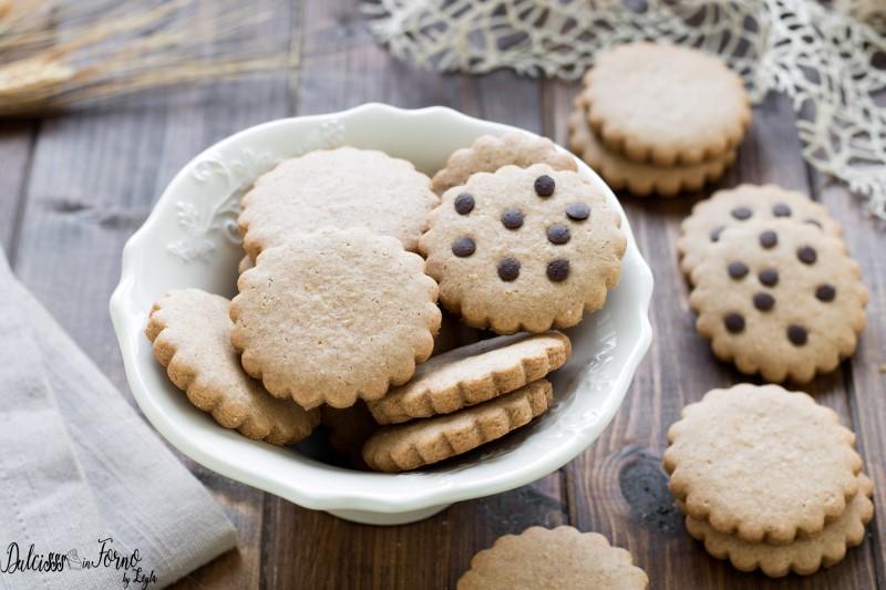 Biscotti integrali ricetta biscotti con farina integrale