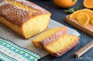 Plumcake all arancia ricetta