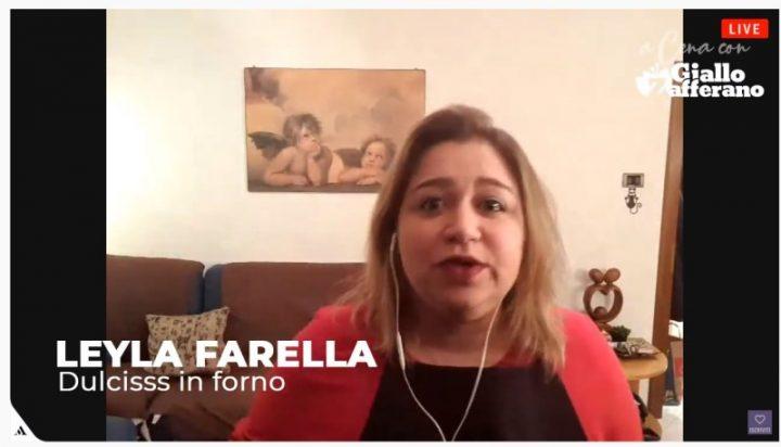 Leyla Farella Blog Dulcisss in forno