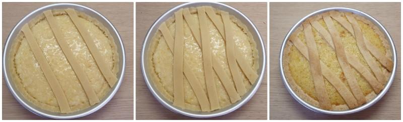Cottura della Pastiera di riso