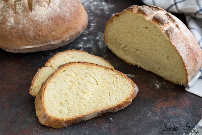 Pane di Altamura - la fetta