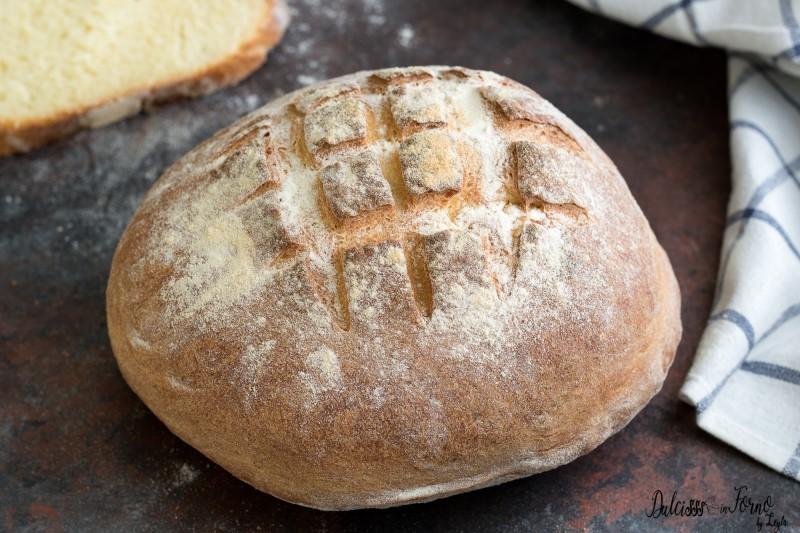 Pane di Altamura ricetta pane pugliese