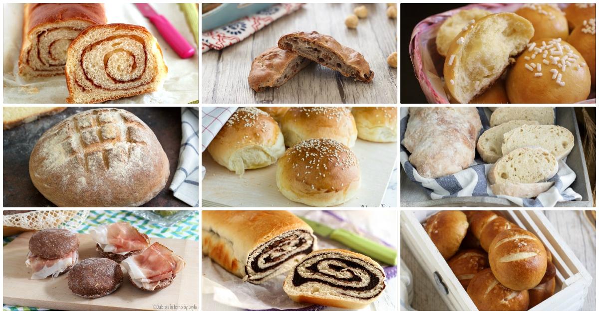 Ricette pane - come fare il pane in casa