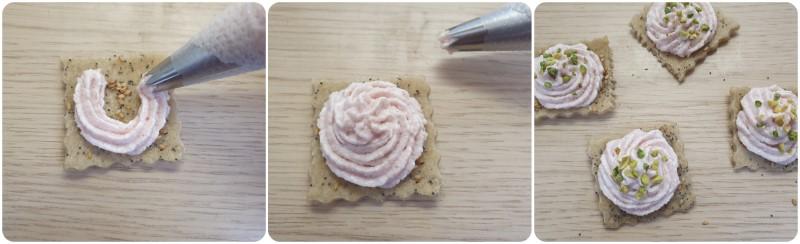 Aperitivo senza glutine pronto - Ricetta Crackers senza glutine
