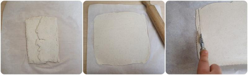 Come fare i Crackers senza glutine