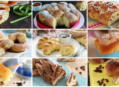 BRIOCHE da prima colazione: ricette dolci lievitati imperdibili