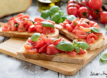 Bruschette: la ricetta e come farle perfette!