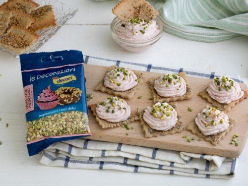 Crackers senza glutine (crackers di riso senza lievito)