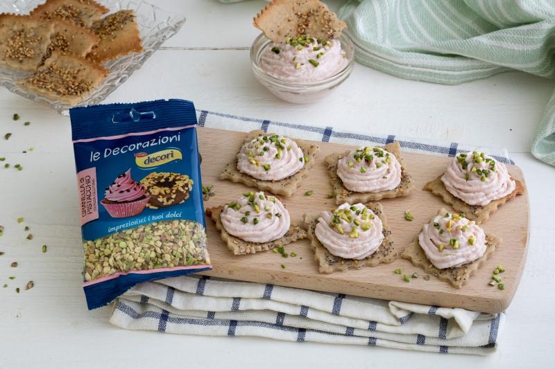 Crackers senza glutine ricetta