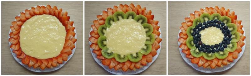 Decorazione - Ricetta Crostata di frutta fresca