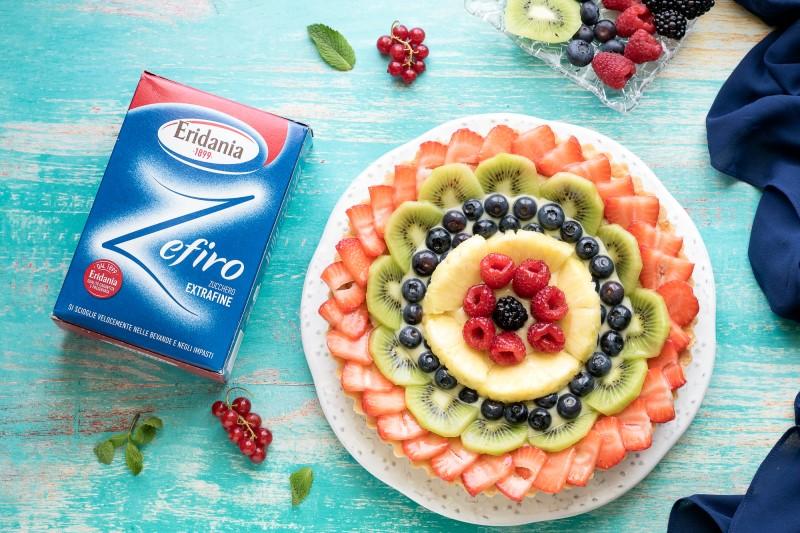 Crostata di frutta ricetta crostata alla frutta