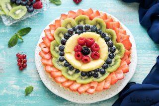 Crostata di frutta ricetta crostata di frutta fresca