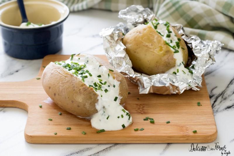 Patate al cartoccio ricetta