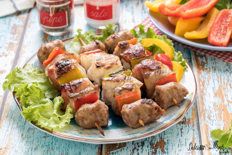Spiedini di carnee ricetta