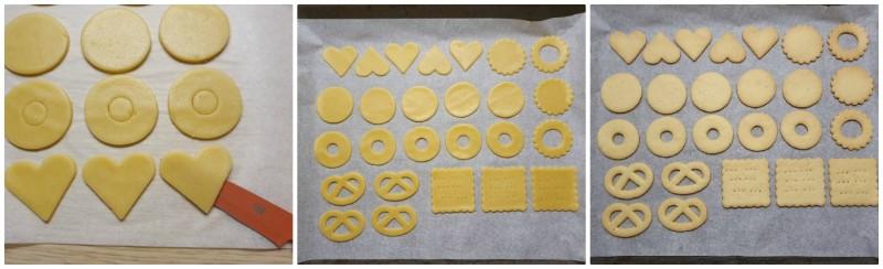 Cottura dei Biscotti senza burro