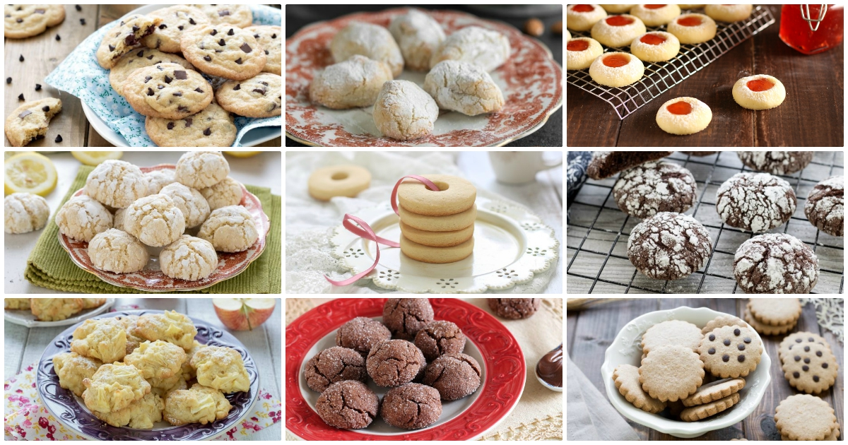 Biscotti semplici ricetta biscotti semplici e veloci - dolcetti facili e veloci