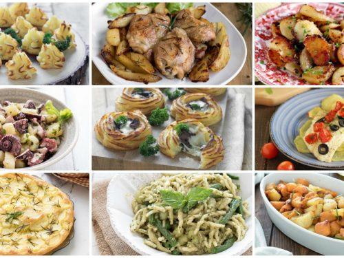 Patate: 30 ricette con patate (facili e veloci)