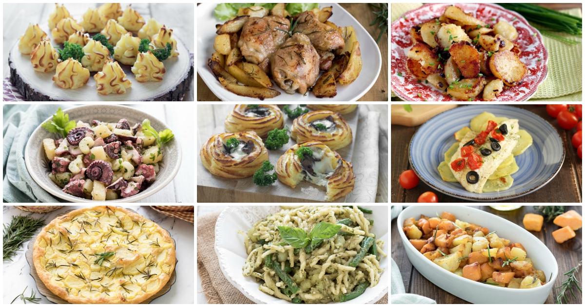 Patate ricette con patate