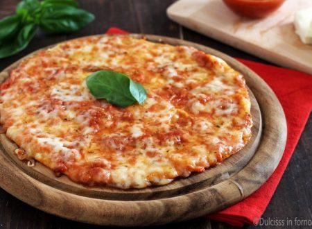 Piadipizza o Piadizza: la piadina pizza veloce