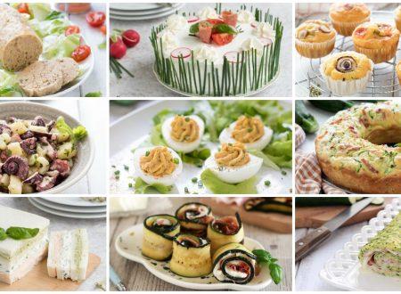 Antipasti estivi: 40 ricette facili e veloci