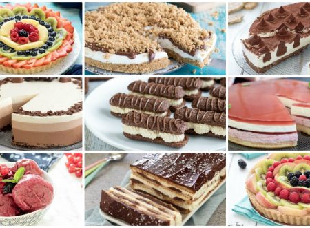 Dolci estivi: 40 ricette facili e veloci