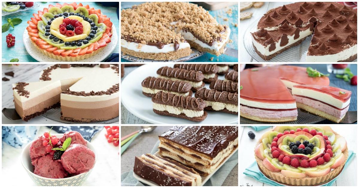 Dolci estivi ricette dolci estivi veloci - dolci estivi facili