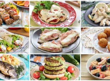 Secondi piatti estivi: 40 ricette veloci