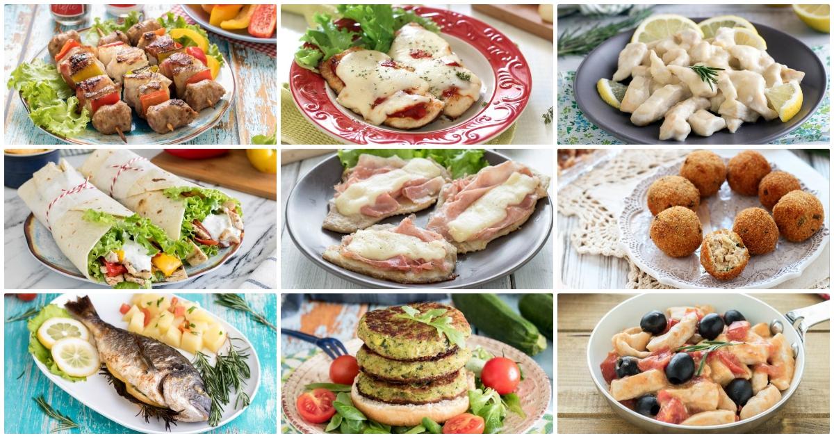 Secondi piatti estivi ricette piatti estivi veloci - secondi piatti freddi