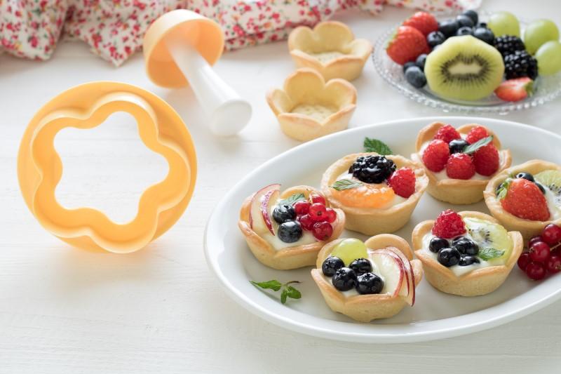 Cestini di frutta ricetta