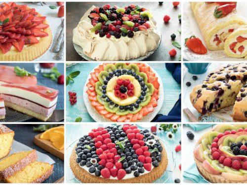 Dolci alla frutta: 50 ricette da non perdere!