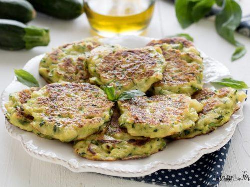 Frittelle di zucchine: irresistibili!