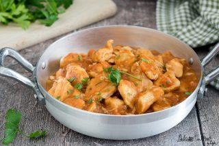 Spezzatino di pollo ricetta